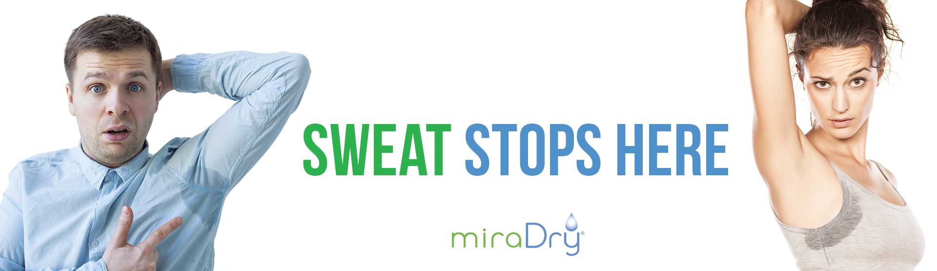 sweat stops here miradry