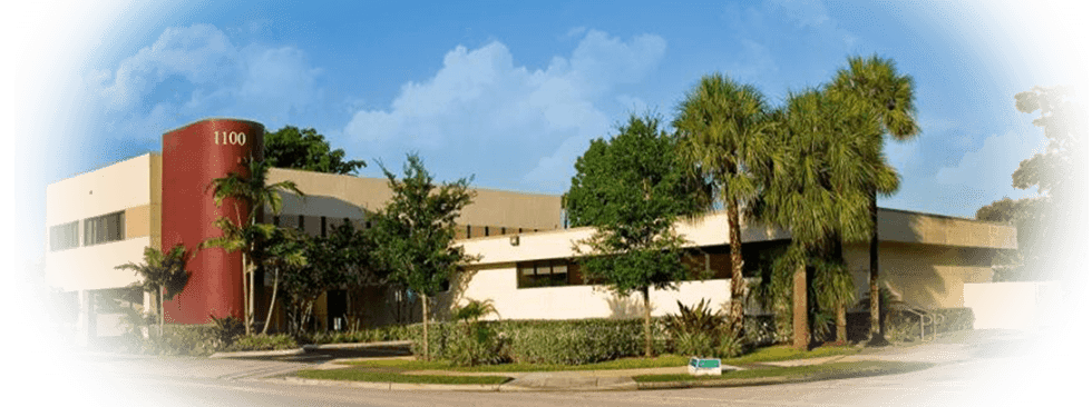 Face + Body Cosmetic Surgery Center Building in Maim, Florida.