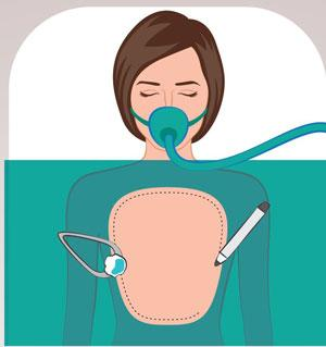 anesthesia plastic surgery complications