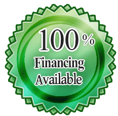 Apply Now 100% Financing Available