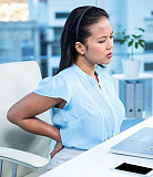 breast reduction back pain